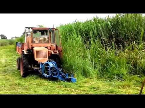 трактор для рыбалки