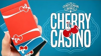 Cherry Casino Deck Review and GIVEAWAY