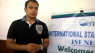 What Our Trainees Say?(Mr.Gaurav Sharda,Director,SHARDA GROUP OF INDUSTRIES)!