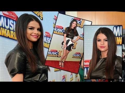 Selena Gomez Fashion at Radio Disney Music Awards 2013