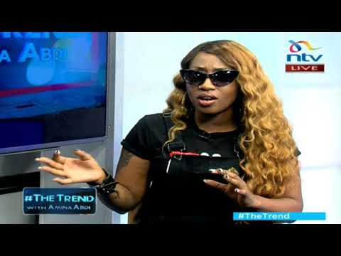 #theTrend: Victoria Kimani on 'China Love', how she got to collaborate with  R.City