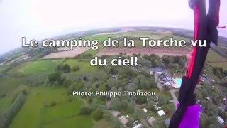 Camping Sites et Paysages La Torche à Plomeur en Bretagne, Finistère