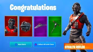 "How To Unlock The ""STEALTH REFLEX"" Skin In Fortnite! (OG REFLEX Skin!)"