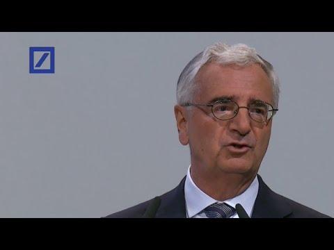 Achleitner sieht Parallelen: Eintracht Frankfurt und die Deutsche Bank