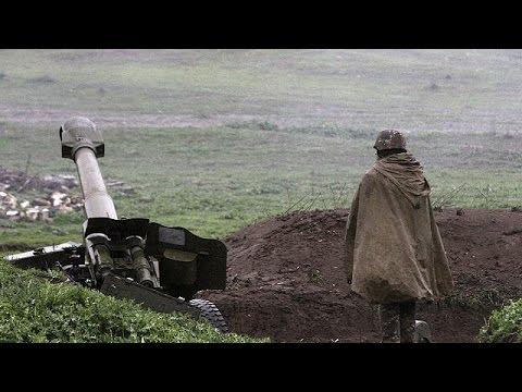 Нагорный Карабах: стрельба при обещанном перемирии