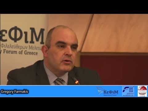 Free Market Road Show, Athens 2014 (part 3) (in English)