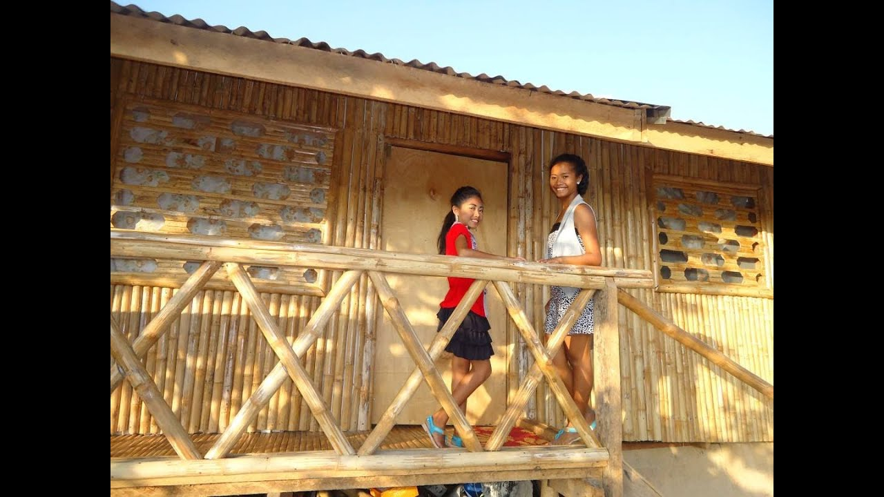 Our Bamboo House In The Philippines And How We Made It In