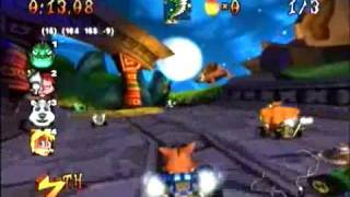 Crash Nitro Kart Trailer