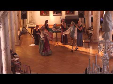 Marin Marais - Pieces en trio, g moll