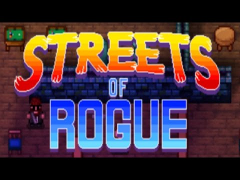 Streets of Rogue - RPG Action Rogue-Lite