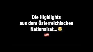 Das Beste aus dem österreichischen Nationalrat! NEOS FPÖ ÖVP SPÖ Grüne Pilz Strache Kurz Strolz