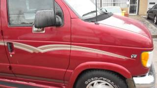 2000 Ford E150 Conversion Van