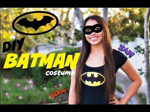 DIY: Last Minute Halloween Costume
