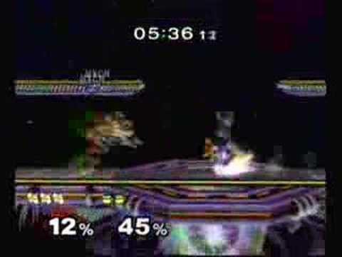 Julian (fox) vs Mexican (dk) 1