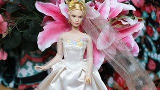 Кукла Барби Золушка свадебная