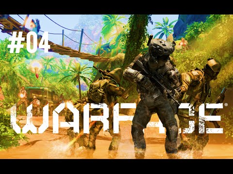 WARFACE | AFRIKA UPDATE & CO-OP | GAMEPLAY #04 ★ GERMAN