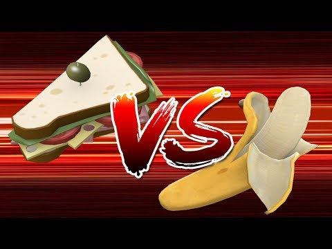 The Sandvich vs Banana Debate