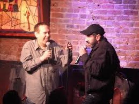 DAVE ATTELL: Gilbert Gottfried's Amazing, Colossal Podcast