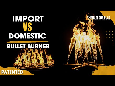 We put our Patented Bullet Burner to the test!
