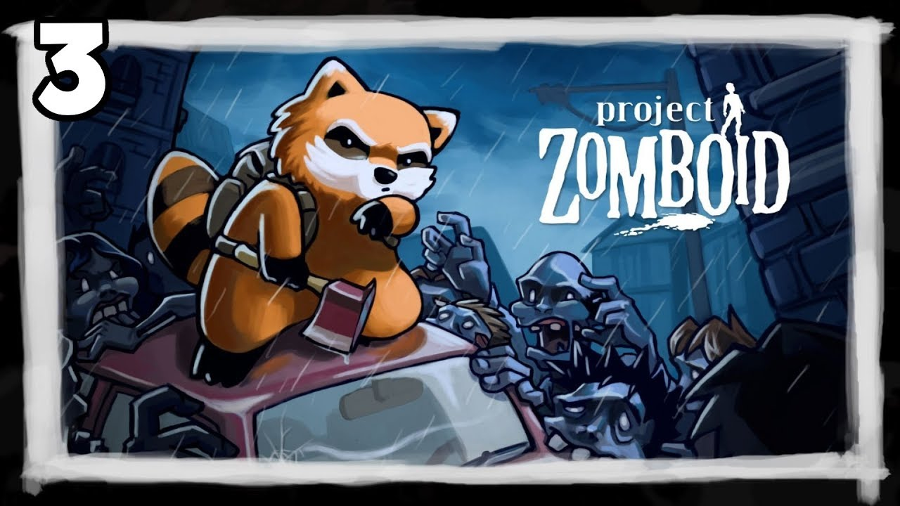 Project Zomboid 2019 3 Exploring The Rosewood Map