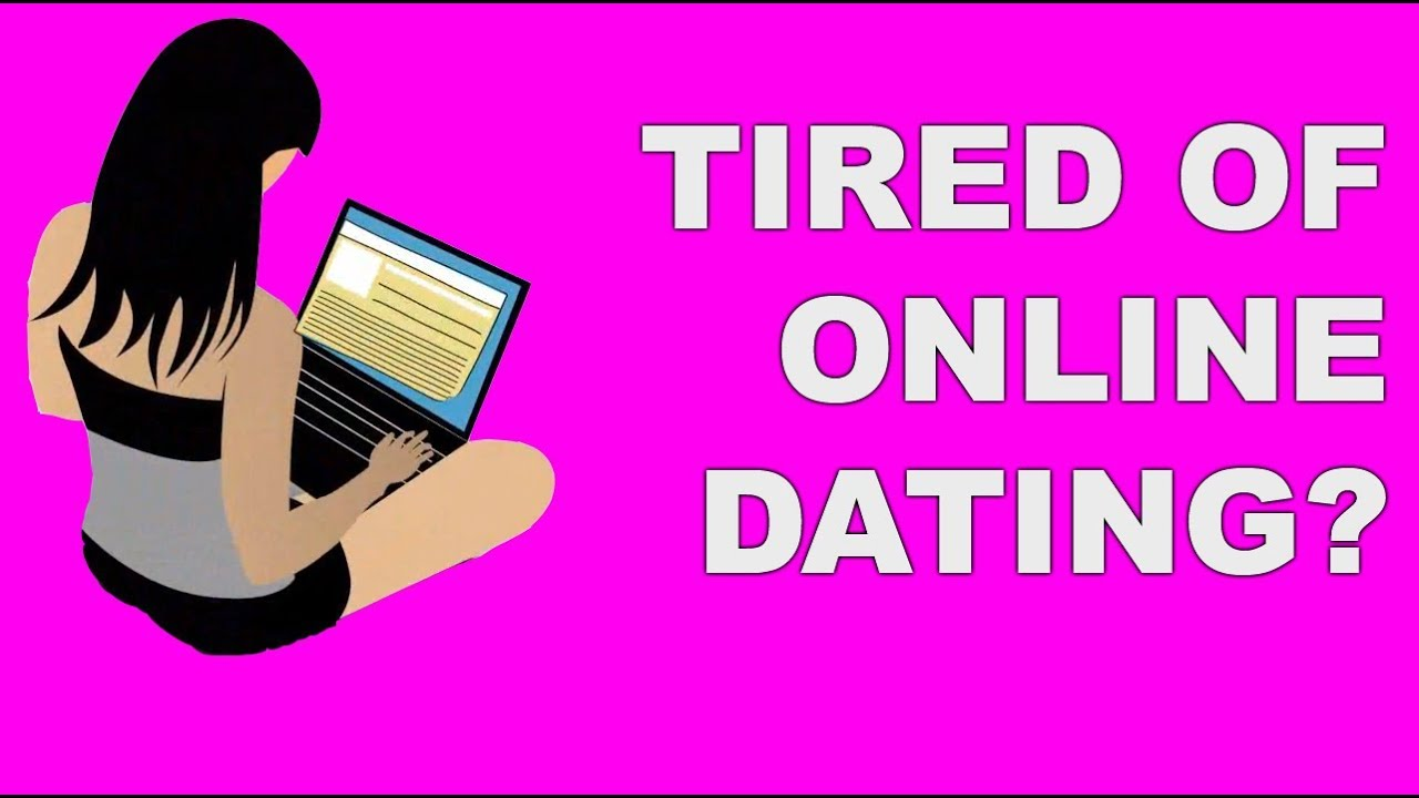 What percent of people have tried dating sites