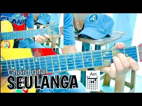Seulanga - Rafly Kande Kunci Gitar Original