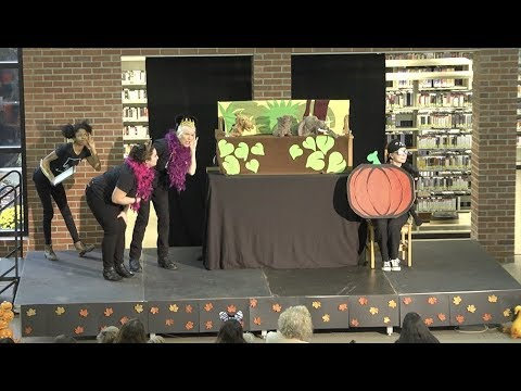 Halloween Party & Puppet Show | Ann Arbor District Library