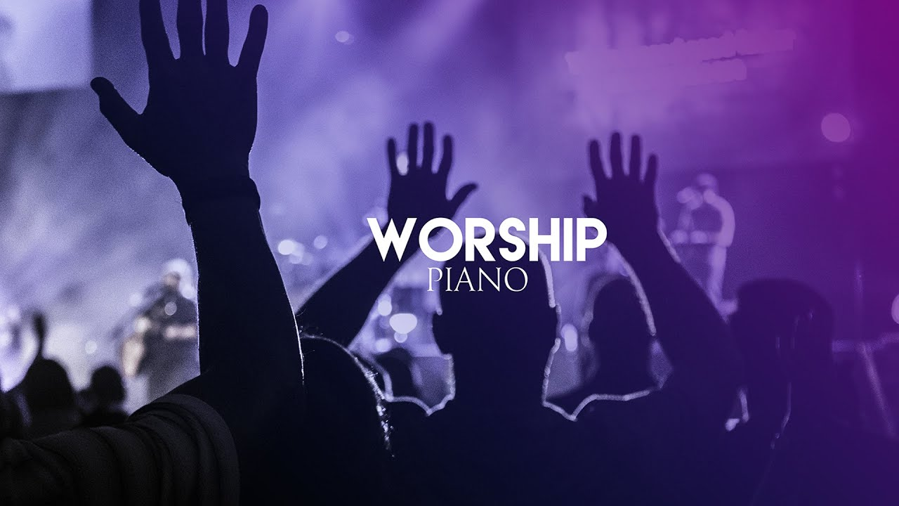 Soothing & Peaceful Piano Instrumental: Worship