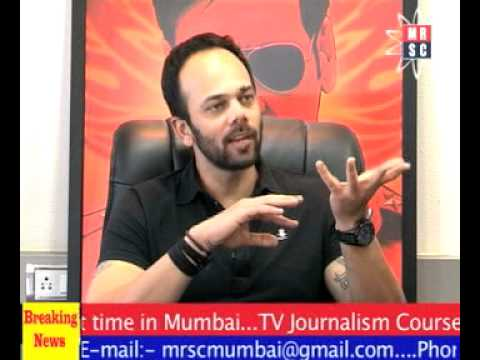 Rohit Shetty Press conference by Media research & Study center