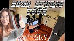 I Built The Sky - STUDIO TOUR 2020