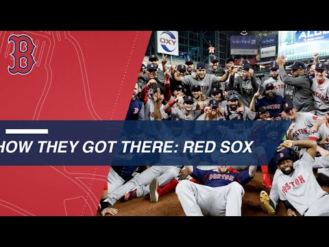 How They Got There: Sox advance to World Series