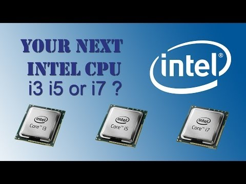 difference between intel core i7 and Should you buy your next computer with a core i3 or core i5 processor nikkytok/shutterstock we've already covered choosing between intel's mid-range core i5 processors and the more powerful core i7 line.