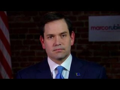 Marco Rubio lays out his policies