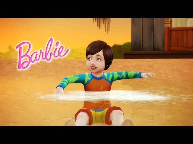The Barbie Challenge S03E08 || 👩Make Friends👦 // THE SIMS 4