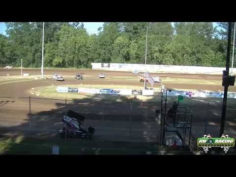 7 16 16 360 Sprints Qualifying Cottage Grove Speedway