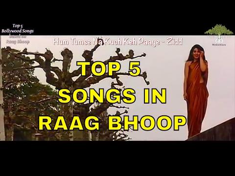 Top 5 Bollywood Songs | Raag Bhoop | WeGotGuru Media & Education