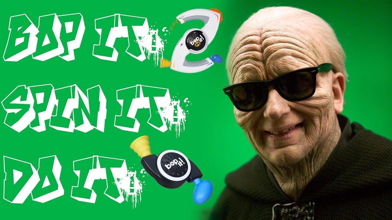 maxresdefault bop it! spin it! do it! (star wars meme) youtube