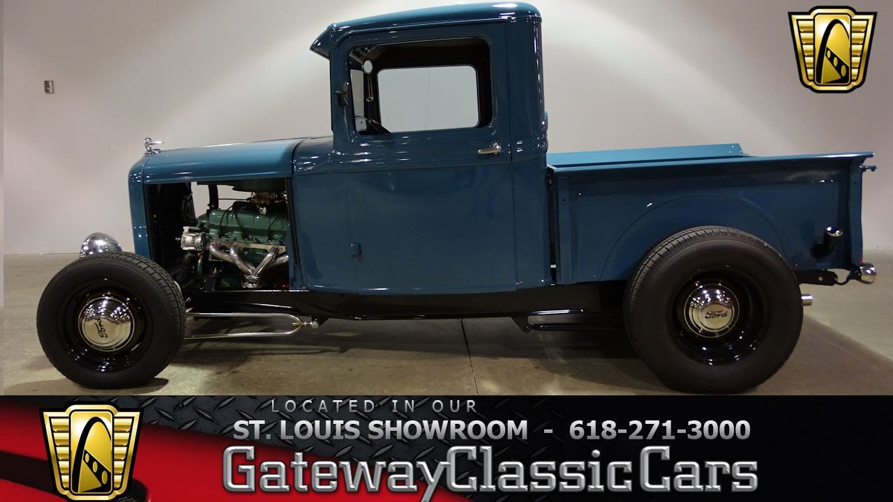 #7301 1932 Ford Model A Pickup HiBoy - Gateway Classic ...