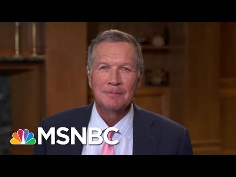 Full John Kasich: Ohio Race Measured 'What People Thought About President Trump' | MTP Daily | MSNBC