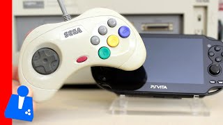 UPDATES! Development Sega Saturn & PlayStation Vita! - H4G