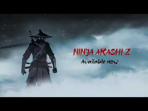 Ninja Arashi 2 Trailer