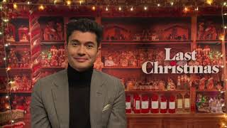 【去年聖誕節】亨利高汀問候篇 - 12月6日 心心相印