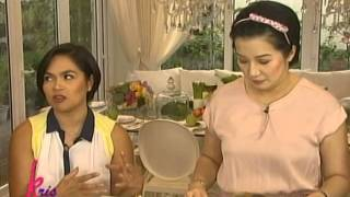 Juday prepares 'dirty breakfast' for Ryan