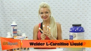 Weider L-Carnitine Liquid 2500mg Спортивное питание (ERSport.ru)(http://www.ersport.ru/ Заходите к нам - пожалуй самый лучший интернет-магазин спортивного питания ! ссылки на бренд:..., 2013-11-20T00:23:13.000Z)