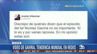 Usted no sabe quién soy yo, tendencia en Twitter por Nicolás Gaviria - 03 Marzo 2015