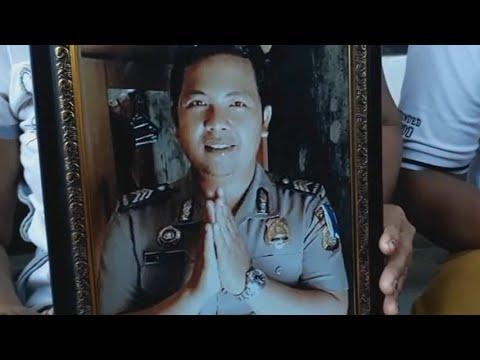 Polisi Asal Bali Korban Gempa Dimakamkan Massal di Palu