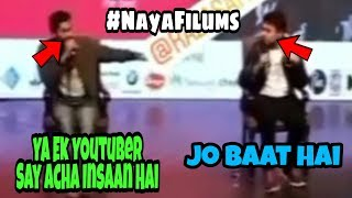 Ducky bhai And Raza Samo In Naya Filums | YTNews