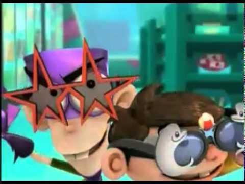 Fanboy & Chum Chum  na Nickelodeon