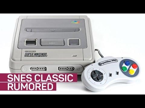 Mini SNES reportedly in development at Nintendo