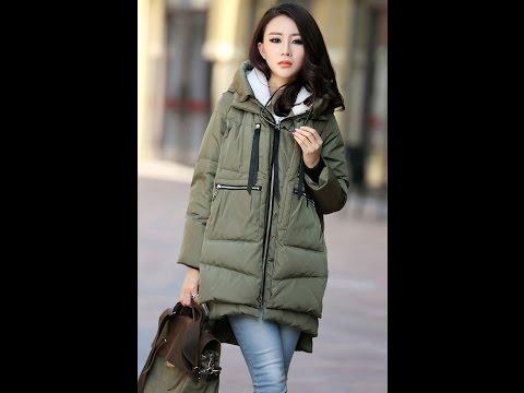 Зимняя женская одежда, куртки, парки, пальто и полупальто